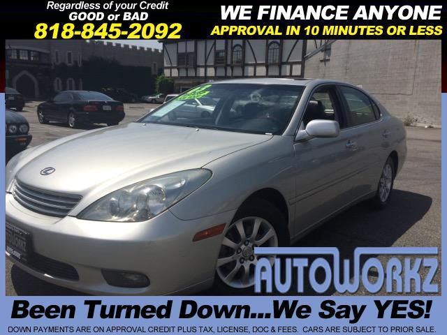 2003 Lexus ES 300 Join our Family of satisfied customers We are open 7 days a week trade in welcom