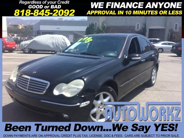 2002 Mercedes C-Class Join our Family of satisfied customers We are open 7 days a week trade in we