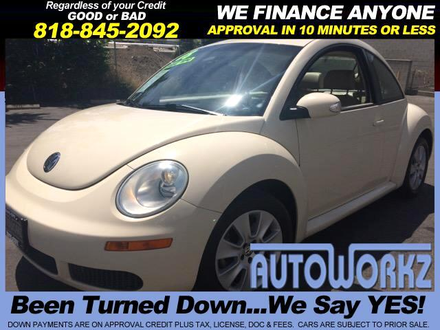 2008 Volkswagen New Beetle Join our Family of satisfied customers We are open 7 days a week trade