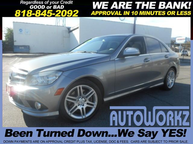2008 Mercedes C-Class Join our Family of satisfied customers We are open 7 days a week trade in we