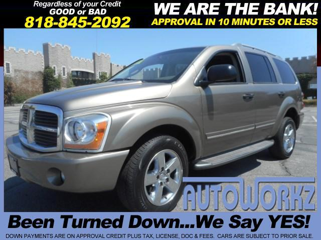 2006 Dodge Durango Join our Family of satisfied customers We are open 7 days a week trade in welco
