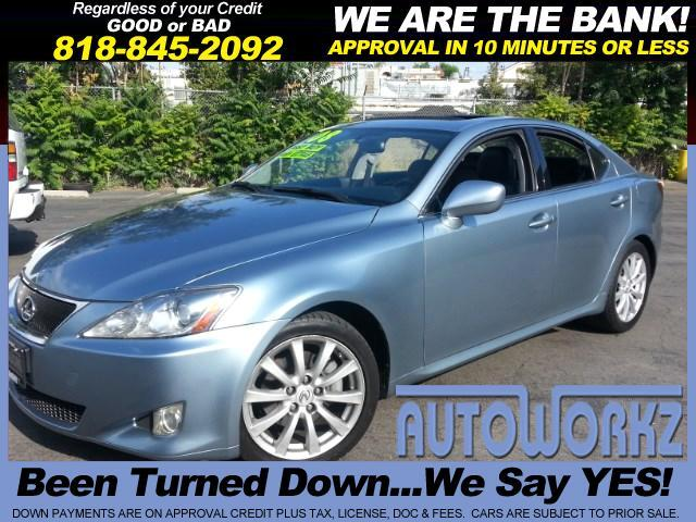 2008 Lexus IS Join our Family of satisfied customers We are open 7 days a week trade in welcome ap