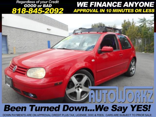 2002 Volkswagen GTI Join our Family of satisfied customers We are open 7 days a week trade in welc