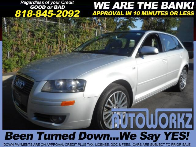 2008 Audi A3 Join our Family of satisfied customers We are open 7 days a week trade in welcome apr