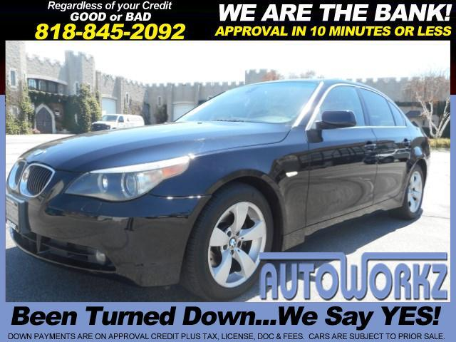 2006 BMW 5-Series Join our Family of satisfied customers We are open 7 days a week trade in welcom