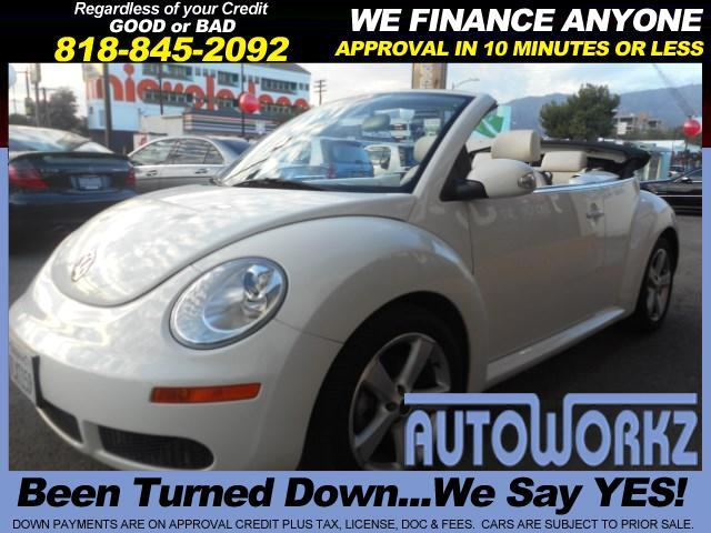 2007 Volkswagen New Beetle Join our Family of satisfied customers We are open 7 days a week trade