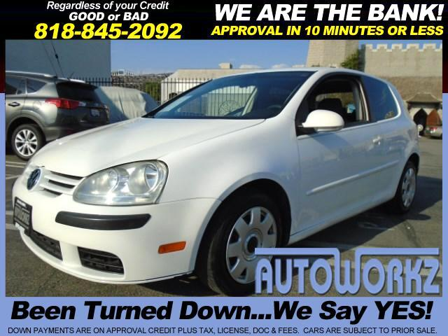 2008 Volkswagen Rabbit Join our Family of satisfied customers We are open 7 days a week trade in w