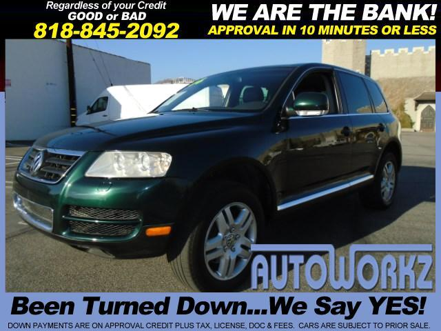 2006 Volkswagen Touareg Join our Family of satisfied customers We are open 7 days a week trade in
