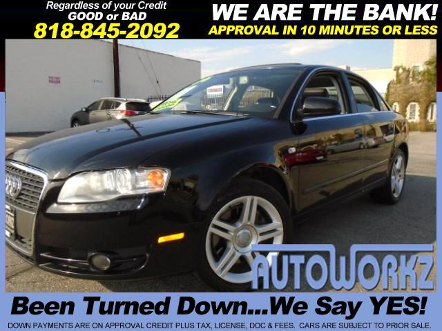 2006 Audi A4 Join our Family of satisfied customers We are open 7 days a week trade in welcome apr