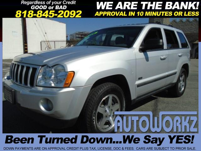 2007 Jeep Grand Cherokee Join our Family of satisfied customers We are open 7 days a week trade in
