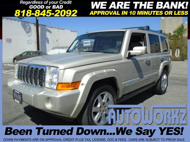 2008 Jeep Commander Join our Family of satisfied customers We are open 7 days a week trade in welc