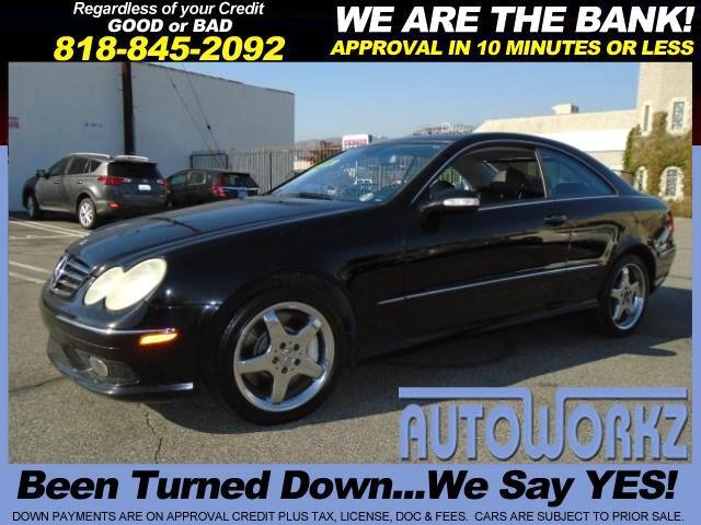 2004 Mercedes CLK-Class Join our Family of satisfied customers We are open 7 days a week trade in
