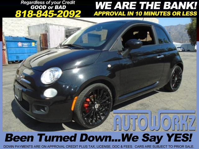 2012 Fiat 500 Join our Family of satisfied customers We are open 7 days a week trade in welcome ap