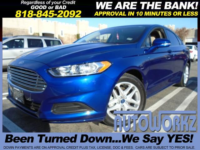 2013 Ford Fusion Join our Family of satisfied customers We are open 7 days a week trade in welcome
