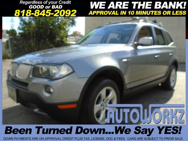 2008 BMW X3 Join our Family of satisfied customers We are open 7 days a week trade in welcome apr