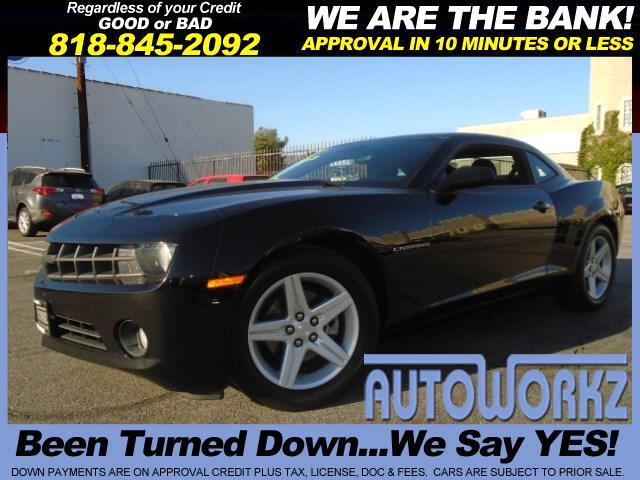 2012 Chevrolet Camaro Join our Family of satisfied customers We are open 7 days a week trade in we