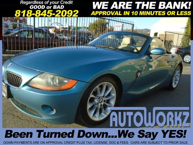 2003 BMW Z4 Join our Family of satisfied customers We are open 7 days a week trade in welcome apr