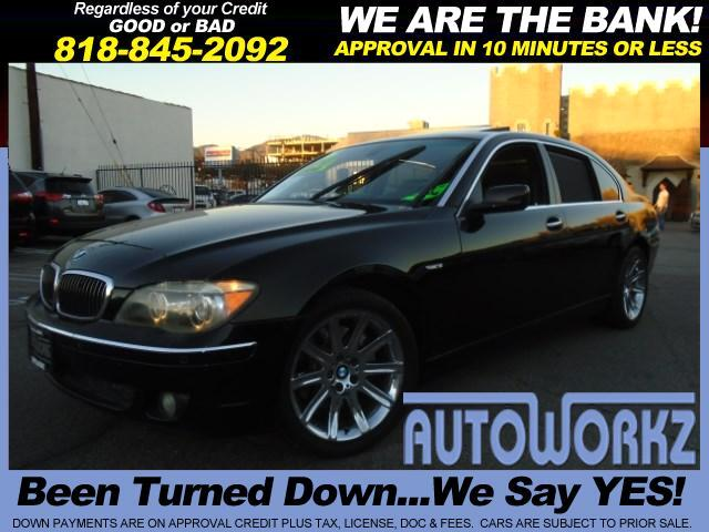 2006 BMW 7-Series Join our Family of satisfied customers We are open 7 days a week trade in welcome