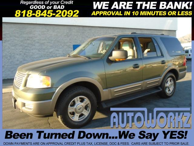 2003 Ford Expedition Join our Family of satisfied customers We are open 7 days a week trade in wel