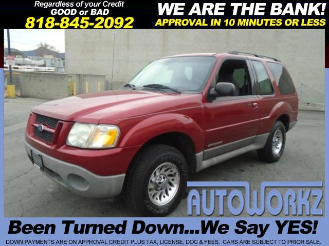 2001 Ford Explorer Join our Family of satisfied customers We are open 7 days a week trade in welco
