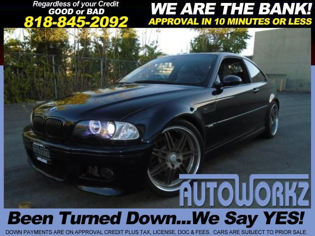 2003 BMW M3 Join our Family of satisfied customers We are open 7 days a week trade in welcome apr