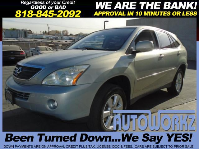 2007 Lexus RX 400h Join our Family of satisfied customers We are open 7 days a week trade in welcom