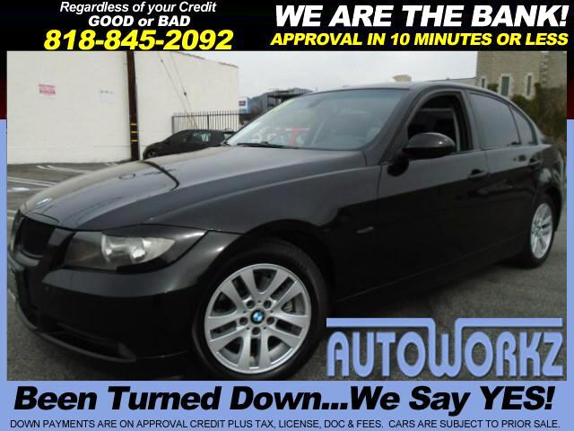 2007 BMW 3-Series Join our Family of satisfied customers We are open 7 days a week trade in welcom