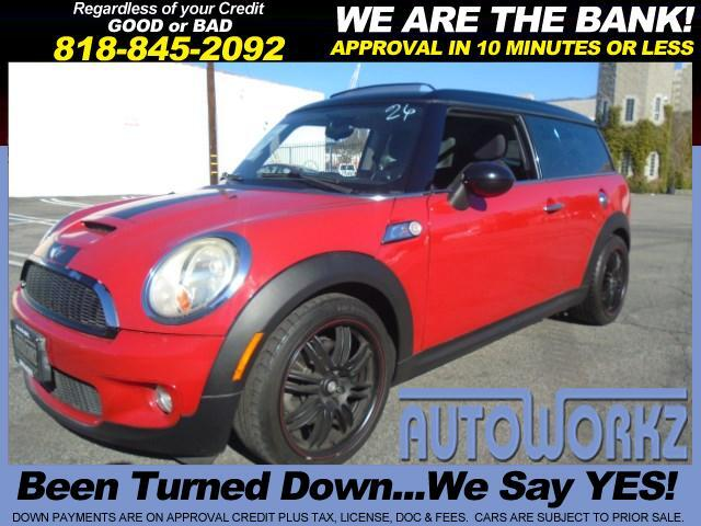 2008 MINI Clubman Join our Family of satisfied customers We are open 7 days a week trade in welcom