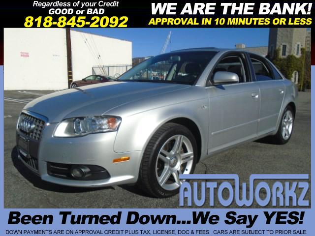 2008 Audi A4 Join our Family of satisfied customers We are open 7 days a week trade in welcome apr