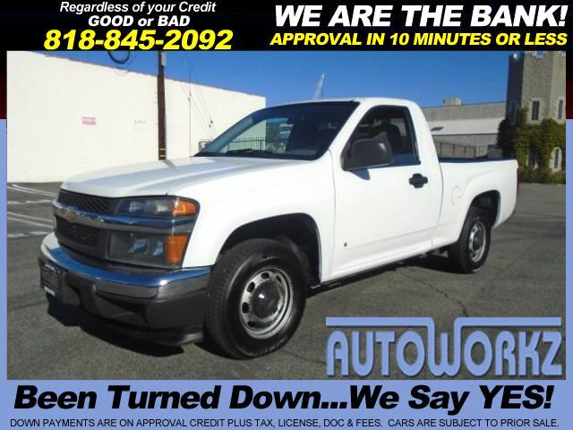 2006 Chevrolet Colorado Join our Family of satisfied customers We are open 7 days a week trade in