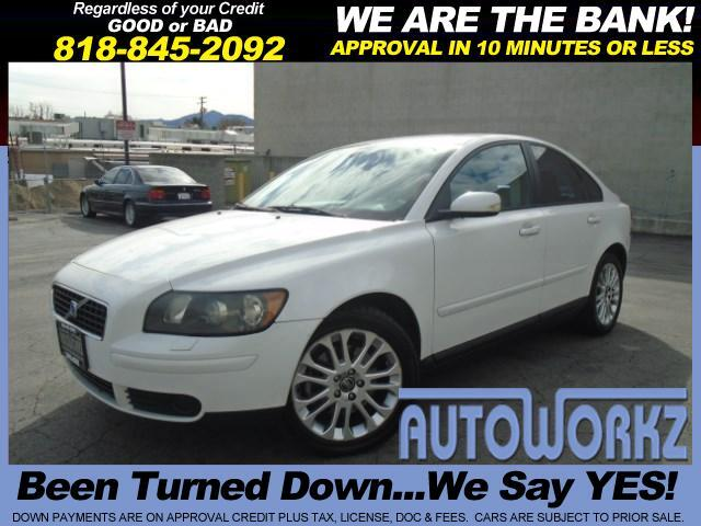 2004 Volvo S40 20045 Join our Family of satisfied customers We are open 7 days a week trade in