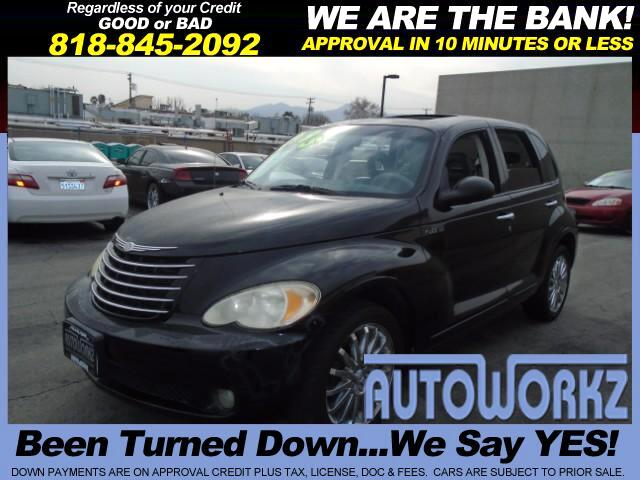 2006 Chrysler PT Cruiser WOW 2006 Chrysler PT Cruiser Great commuter car for a great price Comes w
