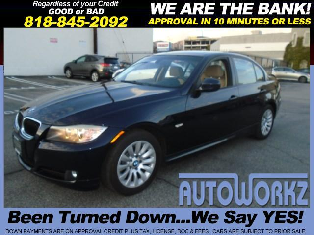 2009 BMW 3-Series WOW CHECK THIS ONE OUT 6 SPEED  BLACK INTERIOR LIKE NEW Join our Family of satis