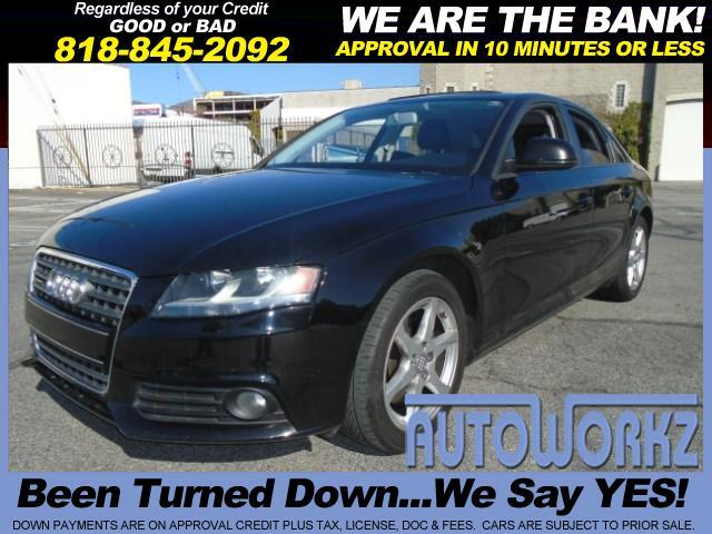 2009 Audi A4 Join our Family of satisfied customers We are open 7 days a week trade in welcome apr