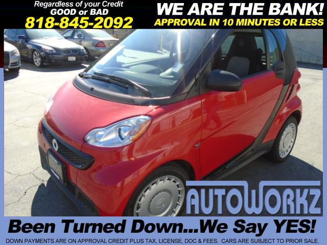 2013 smart Fortwo Join our Family of satisfied customers We are open 7 days a week trade in welcom