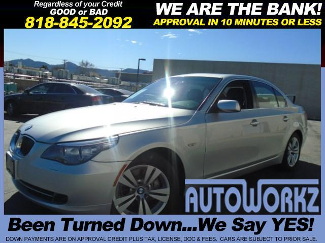 2009 BMW 5-Series Join our Family of satisfied customers We are open 7 days a week trade in welcom