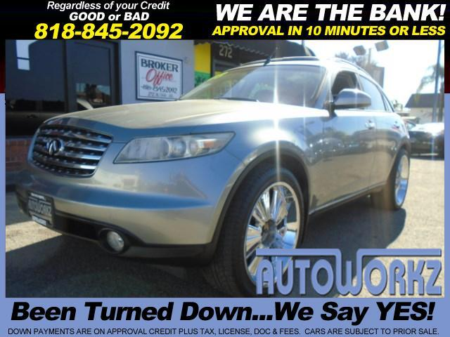 2003 Infiniti FX Join our Family of satisfied customers We are open 7 days a week trade in welcome
