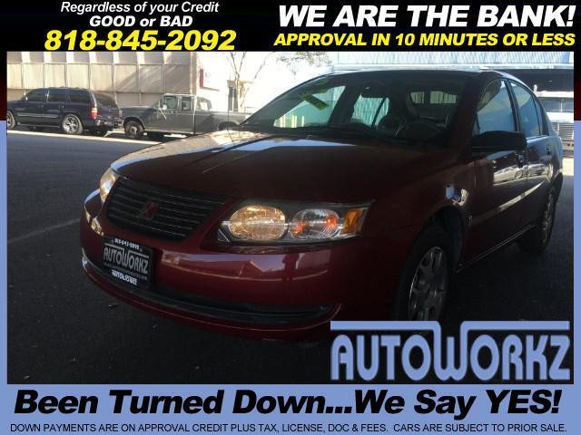 2005 Saturn ION WOW CHECK THIS ONE OUT NEW TIRES RUNS GREAT GAS SAVER LIKE NEW WE FINANCE Join our