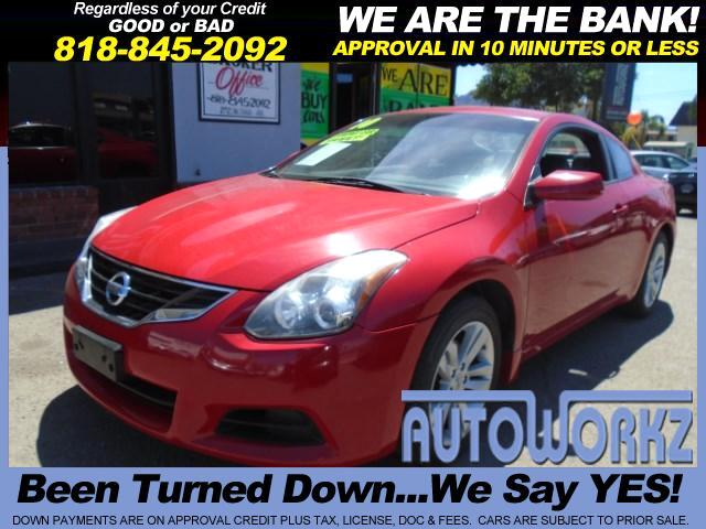 2010 Nissan Altima Join our Family of satisfied customers We are open 7 days a week trade in welco
