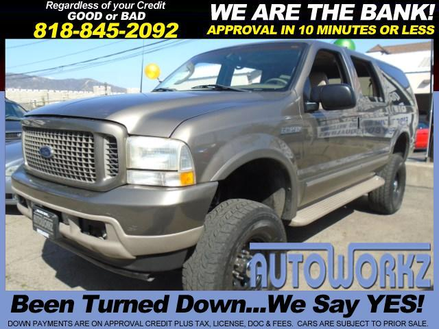 2003 Ford Excursion Join our Family of satisfied customers We are open 7 days a week trade in welc