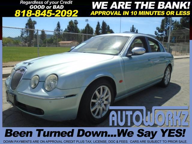 2006 Jaguar S-Type Join our Family of satisfied customers We are open 7 days a week trade in welco