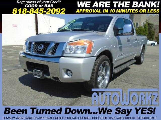 2008 Nissan Titan Join our Family of satisfied customers We are open 7 days a week trade in welcom
