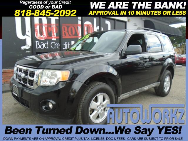 2009 Ford Escape Join our Family of satisfied customers We are open 7 days a week trade in welcome