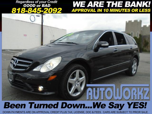 2010 Mercedes R-Class Join our Family of satisfied customers We are open 7 days a week trade in we