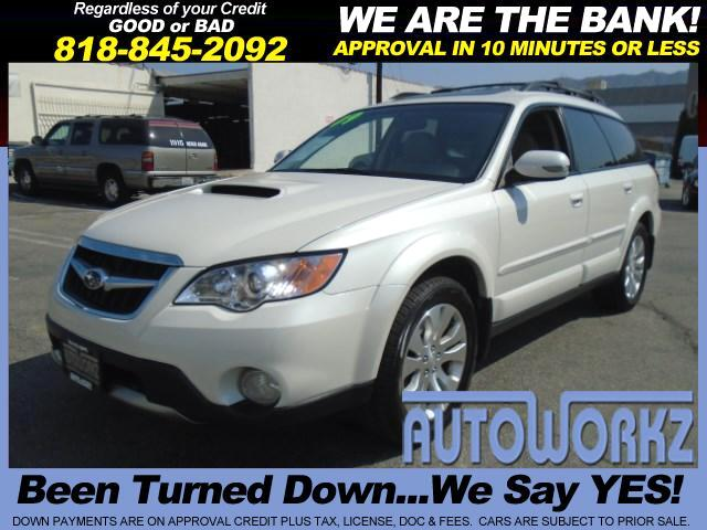 2009 Subaru Outback Join our Family of satisfied customers We are open 7 days a week trade in welco