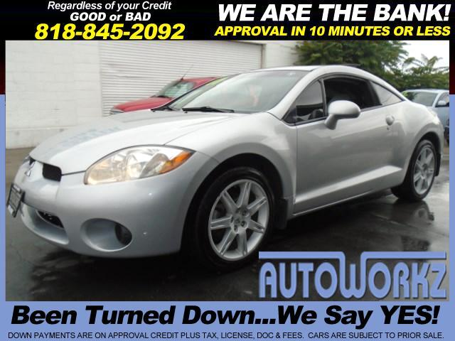 2007 Mitsubishi Eclipse OWOWOWOWOWOWOWOWOWO CHECK THIS ONE OUT 5 SPEED TRANSMISSION EXTRA CLEAN  A