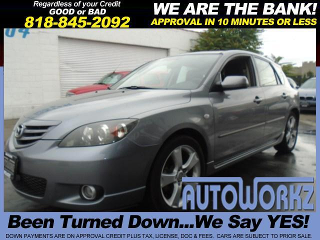2004 Mazda MAZDA3 Join our Family of satisfied customers We are open 7 days a week trade in welcom