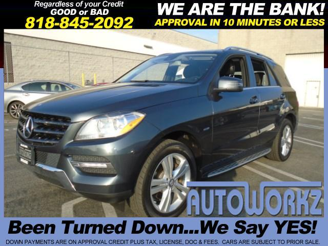 2012 Mercedes M-Class Join our Family of satisfied customers We are open 7 days a week trade in we