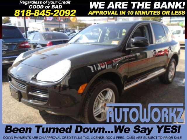 2004 Porsche Cayenne Join our Family of satisfied customers We are open 7 days a week trade in wel