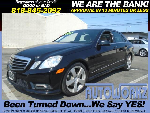 2011 Mercedes E-Class Join our Family of satisfied customers We are open 7 days a week trade in we